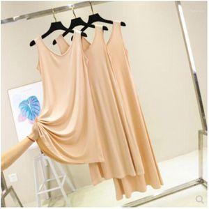 2020 женские полные накладки Sfull Petticate Женщина платье скольжения подделывают нижний прямой Petticate Femme Slips женщина Intimates1