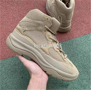 2020 High Quality New Desert Martin Boots Fashion Trend Brand Shoes Season 6 Men's Trophy Men's Outdoor Sports Shoes