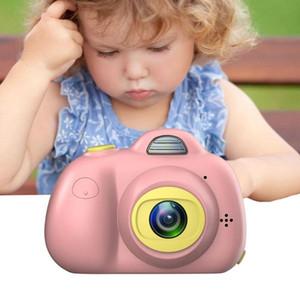 Caméra HD Caméra Childs numérique double objectif Mini Kid Enfants Mini Professional est fourni avec Fill Light