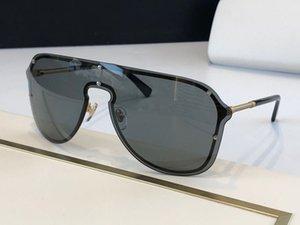 حالة جديدة نظارات شمسية مع حماية الأشعة فوق البنفسجية للشعبية والأزياء البيضاوي 2180 فرملس خمر جودة واحدة تأتي عدسة الكلاسيكية أعلى EFDKN