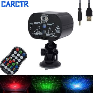 Starry Sky Ambient Light Clair Voyage Intérieur DJ RGB Remote / Sound Control Timing Laser Projection de la voiture Atmosphère Lights1