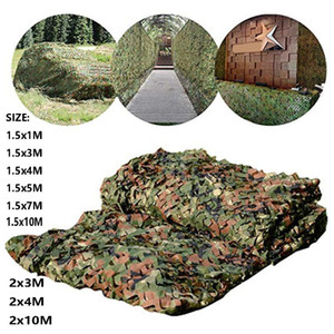 Double-layer camouflage net, car sun shade, suitable for courtyard sunshade party decoration, size can be customized