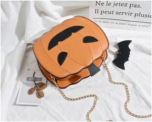 Halloween abóbora bonito Unisex bolsa de ombro Bolsas Moda Bolsas Bandoleira Sacos New Arrival Best Selling Popular Cheap Top Rank Designer