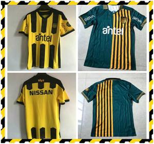 2020 2021 Club Atletico Penarol Soccer Jerseys Peñarol Uruguay Lucas Ezequiel Viatri جديد Formiliano Formiliano كرة القدم قمصان