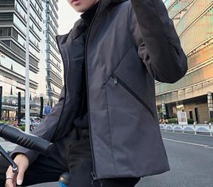TEAEGG High Quality Thick Men's Winter Jacket Coat Parkas Para Homens White Duck Down Jacket For Men Chaqueta Pluma HombreAL1517