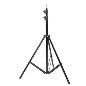 Photography Photo Studio Aluminum Alloy lamp Light Stand 1 4 Screw Lightweight tripod for Godox Softbox Video Flash