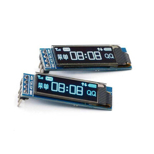 LED Display 0.91 inch OLED displays module white blue OLEDs 128X32 LCD SSD1306 12864 IIC i2C Communicate for ardunio