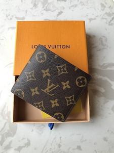 TOP HAUTE QUALITÉ L Portefeuille Paris Style Plaid Style Designers Mens portefeuille Femmes Porte-monnaie Hauts-de -ts S: Animal de luxe G portefeuilles avec boîte Livraison gratuite