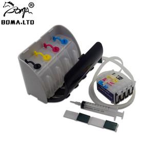 212 212XL WF2850 WF2830 XP4100 XP4105 Bulk Ink Ciss System Without Chip For XP3100 XP2100 XP3105 XP2810 Printer