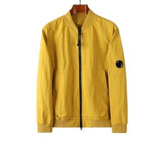 topstoney 2020 konng gonng molla e nuova giacca aviazione marchio di moda autunno di alta qualità cappotto mens colletto alla coreana