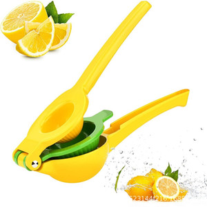 환경 친화적 인 레몬 Juicer 2 in 1 Best Hand Alumble Alloy Lele Orange Citrus Squeezer 프레스 과일 주방 도구 147 G2