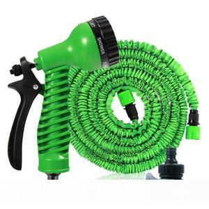 Magic Garden Water Hose Flexible Hose Expandable Garden Reels Tube Car Watering Connector Irrigation With Spray Gun