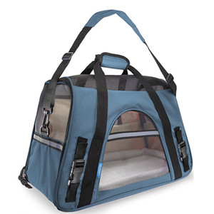 Portable Breathable Carrier for Carrying Small Cats and Dogs Pet Animals Handbag Tous Mascotas 10kg Carriage Bag Y1127