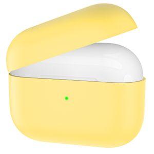Protector чехол Мягкий силиконовый чехол для Apple AirpodsPro ультра тонкий ударопрочный крышка для AirPods Pro Наушники Чехлы Ящики для хранения