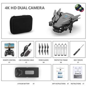 Folding UAV S603 Mini high definition 4K aerial photography dual camera air pressure fixed altitude four axis aircraft