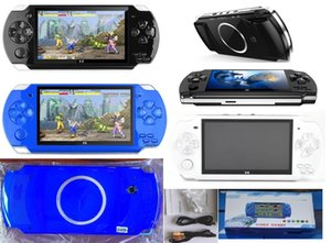 PMP X6 Handheld Game Console Screen For PSP Game Store Classic Games TV Output Portable Video Game Players