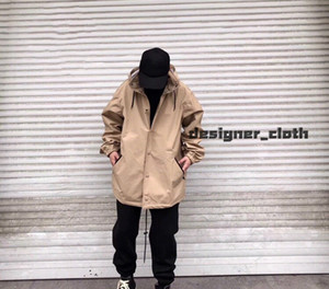 21ss новый шаблон мужские женские дизайнерские куртки классические зимние мода мужская одежда роскошь толстовка с капюшоном тонкая ветровка пальто 2021