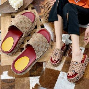 Bonjean verano lujo desinger playa mujer ratón zapatillas para mujer PU cuero sandalia plana diapositivas casuales mujeres x1020