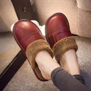 cuero súper estrella de tamaño 28cm zapatos reales de cabeza plana zapatos ropa interior de felpa de los hombres redondos de los hombres