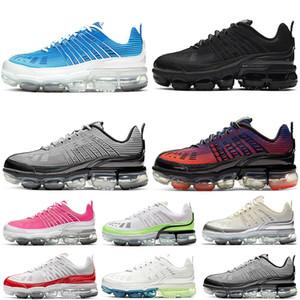 2020 Nike Air VaporMax 360 erkekler kadınlarmaksimumairmax Varsity Kraliyet lazer mavi zirve eğitmenler spor ayakkabısı rayları mens