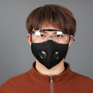 Cycling mask sports mask dust-proof splash-proof haze-proof electric bicycle Face Cover filter mask