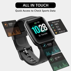 Горячие продажи ID116 Plus Fitness Tracker Smart Bractele Color Экран с сердечным уровнем Smart Watchband в коробке