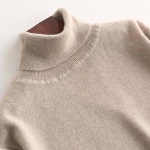 Turtleneck Sweater Men Pullover Jumper Autumn Winter Cashmere Cotton blend Pullover Sweter Man Jersey Hombre Pull Homme Hiver