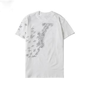 Concepteur je ne peux pas respirer le nouveau t-shirt pour hommes femmes 2020 égalité à égalité des luttes vêtements Modèle de mode Nouveau Hommes Top Top Tees Black Lives