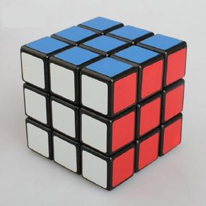 Классические игрушки Cube3x3x3 ПВХ наклейки Block Puzzle Speed Cube Красочные LearningEducational головоломки Cubo MAGICO игрушки
