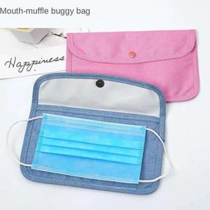 أكياس التخزين منظم الغبار القماش حقيبة حفظ قناع الوجه الفاصوليا النسيج محفظة الهاتف لطيف الحقيبة البيئة الصديقة الأشياء الصغيرة