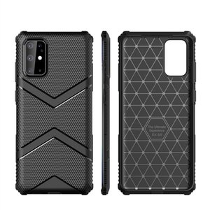 Shockproof Phone Case for Samsung Galaxy S20 plus S10 lite Note 10 Cover Case for Huawei P30 lite mate 30 pro coque Slim