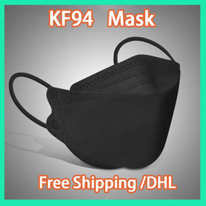 Disposable mask kf94 protective air hygiene free shipping for adults and children welcome to buy