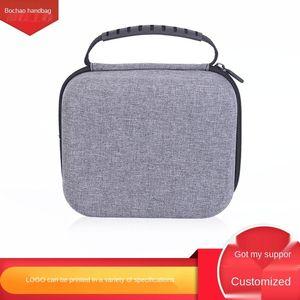 Outdoor sports fascial gun storage bag massage gun packaging box fascial Shooter Bag