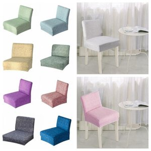 Dining Room Chair Cover Bar Pub Counter Stool Slipcover for Restaurant Banquet