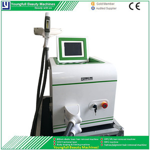 IPL Laser Depilation Machine Hair Reduction Yag Laser Pigmentation Removal Acne Scar Treatment Tattoo Removal Machine for Sale