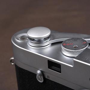Câmera botão obturador 10 milímetros de metal Convex para Fuji X100 X10 X20 X-E1 X-PRO1 X-PRO2 X100T Leica M9 M8 MP M7 M9P M8P M6 M5