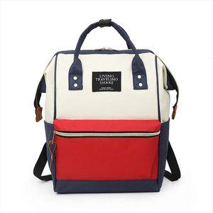 Japan Style Backpacks Laptop Ring Backpack Women Mochila Feminina Bagpack School Bags For Teenage Girls Back Pack Diaper Rugzak