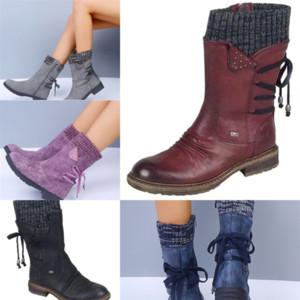 sLPp Hot Sale-ens winter wool shoe womensnow straps men's leather boot men's classic femmes designer boots boots