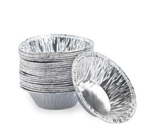 Kitchen Tool Molds Cookie Muffin Egg Tart Fresh Disposable Good Baking Mold Tin Foil Cake jllegp mx_home