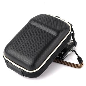 Hard Case Camera Camera Bag Capa Para Canon Powershot G9X G7x Mark II 2 G7XII SX720 SX620 SX610 HS SX730 IS S120 S100 S90 Digital