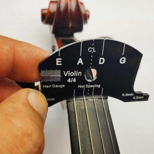Violin мост Многофункциональный Mold Шаблон Repair Tool 1-2 3-4 4-4 Скрипки