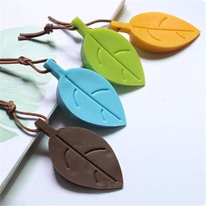 Leaf Silicone Rubber Door Stopper Child Anti-pinch Hand Child Protection Door Card Stop Mute Can Be Hung yq02915
