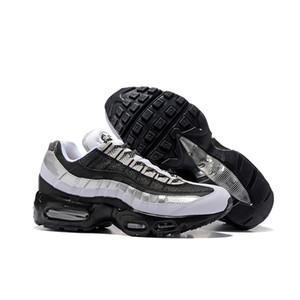 Mens 95 Running Shoes Retro OG Laser Fuchsia Triplo Preto Pearlescent Uva 95s do Aqua instrutor Sapatilhas 20º Essencial