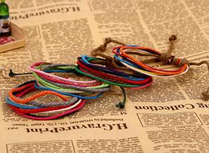 Charm-Armbänder für Frauen Shiya Seil Handgefertigte Lederschnur Armband, Delicate Modeschmuck Armband