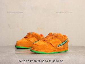 """SB Dunk Low """"Corduroy Dusty de correr Cassetta High-Top Falt Shoes para niñas y niños Tela Blanco y Negro Zapatillas Running Color Bajo Color CaTusl Color Sho"""
