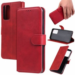 Ancient PU Leather Wallet Flip Case For Samsung A02S Case S21 Ultra A12 A32 A72 A52 5G Case Card Slot ID Holder Vintage Folio Cover Lanyard