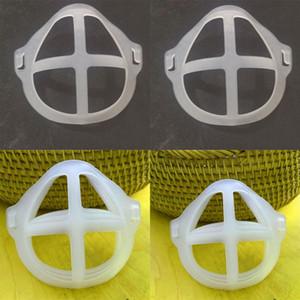 3D Gesichtsmaske Innen Erwachsene Anti Staub Masken Klammern Lippenstift Unterstützung Rahmen Gesichtsmaske Halterung Lippenstift Schutz Zubehör Neue 19 J2