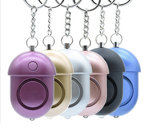 NEW 130db Personal Security Alarm Keychain Safety Emergency Alarm with LED Light and SOS Emergency Alarm for Elders Women Kids