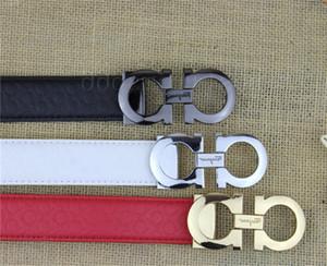 34 women Belt Womens High Quality Belts for Men Genuine Leather Black and White Color Designer Cowhide Belt for Mens Belt Free Shipping O0LX