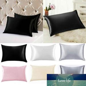 Yastık kılıfı örtüsü Dut kraliçesi ev hanımı saf standart ipek yastık yastık kılıfı